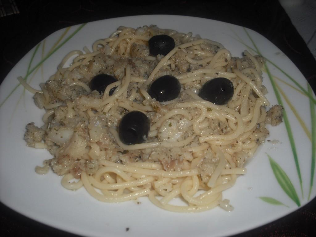 halas spagetti