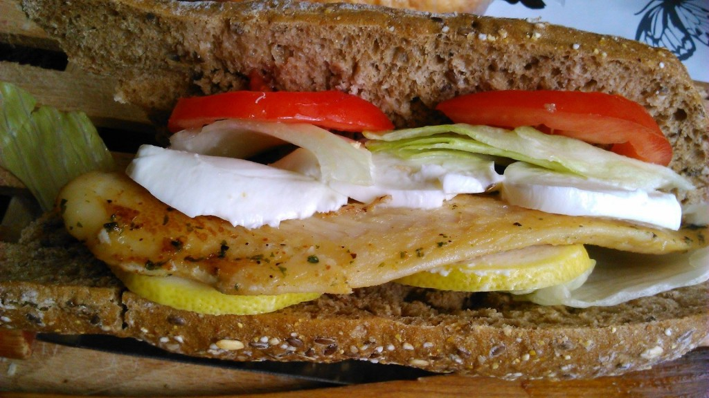 nyári szendvics